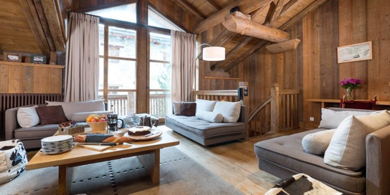 Chalet Farmhouse Val d'Isere Espace Killy Frankrijk