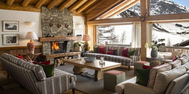 Chalet Mistral Val d'Isere Espace Killy Frankrijk