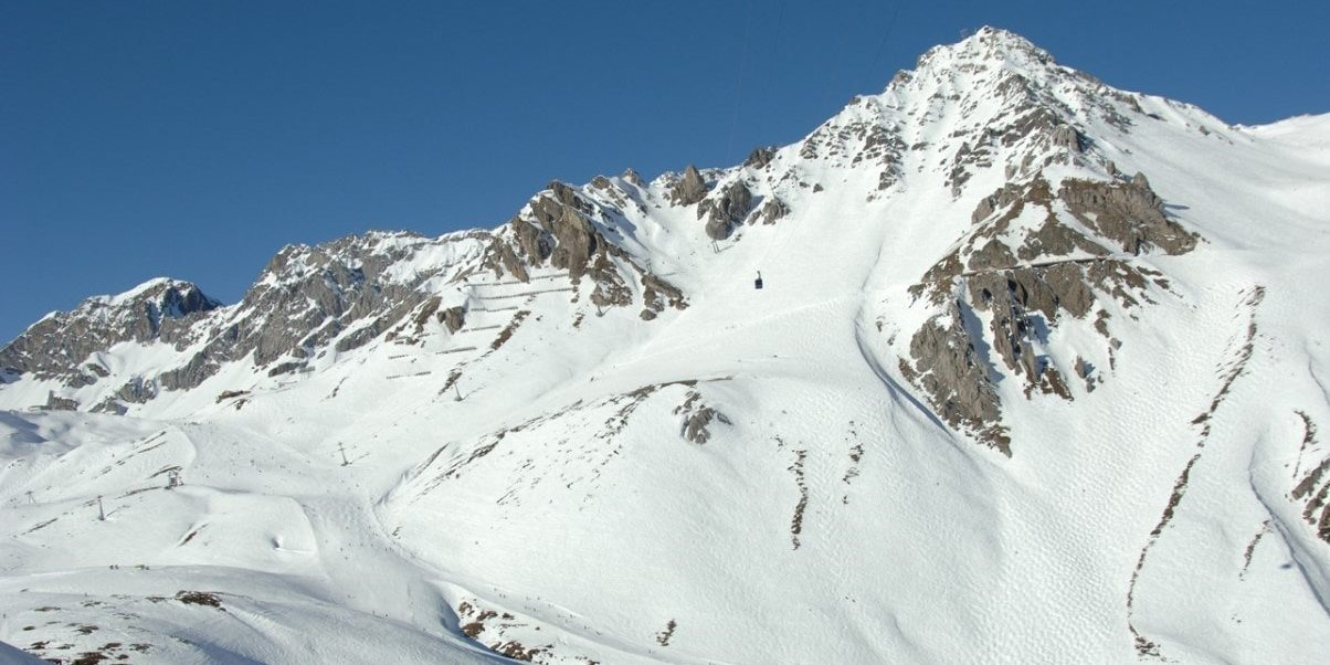 Ski Arlberg Oostenrijk