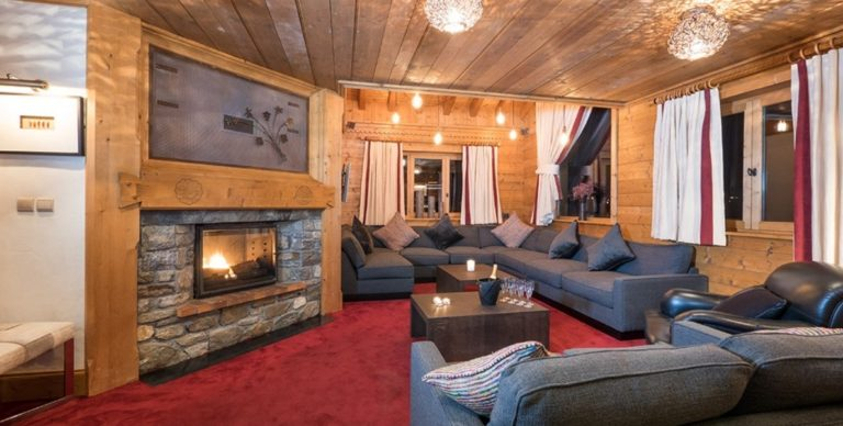 Chalet Indiana Lodge Meribel Les 3 Vallees Frankrijk