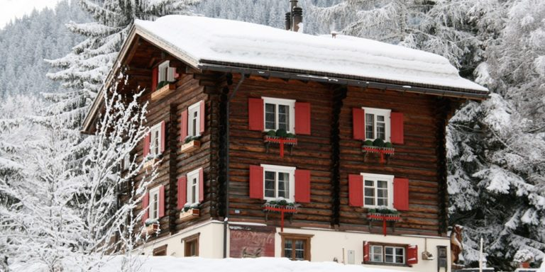Chalet Bear Klosters Davos Klosters Mountain Zwitserland