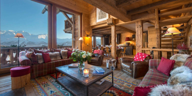 Chalet Nyumba Verbier Les 4 Vallees Zwitserland