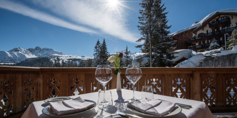 Hotel Le Strato Courchevel Les 3 Vallees Frankrijk