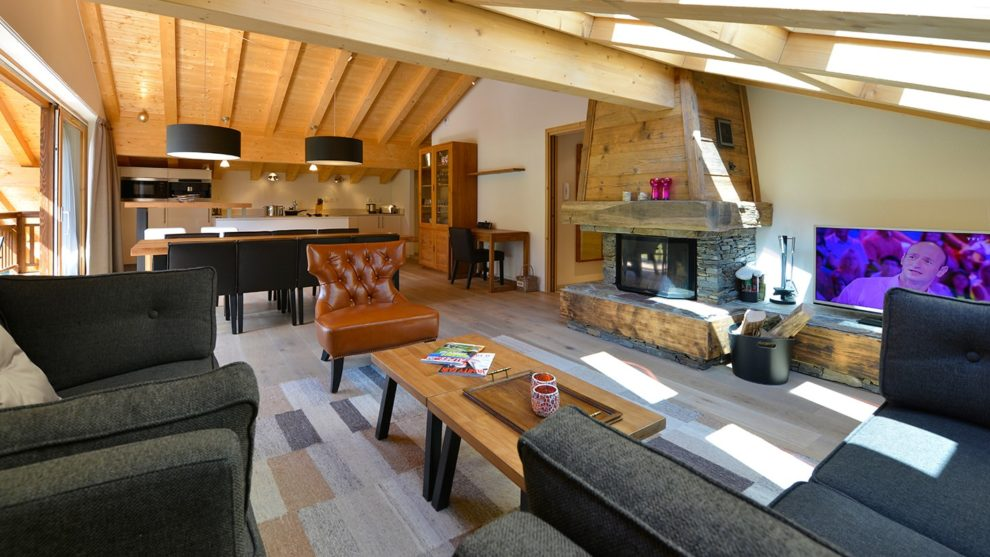 Mont Blanc Alpine Estate La Chapelle d'Abondance Les Portes du Soleil Frankrijk
