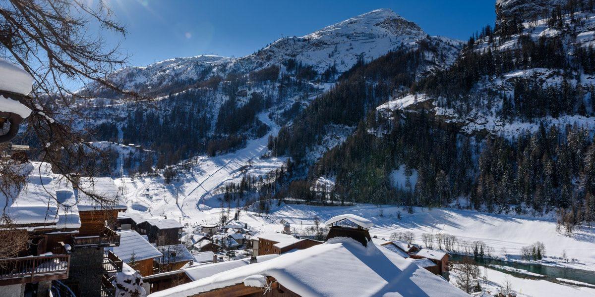 Tignes Tignes-Val d'Isere Frankrijk
