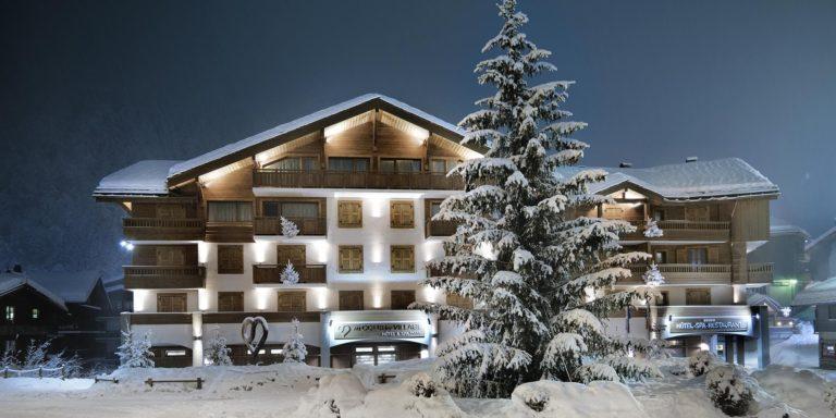 Hotel Au Coeur du Village La Clusaz Aravis Frankrijk