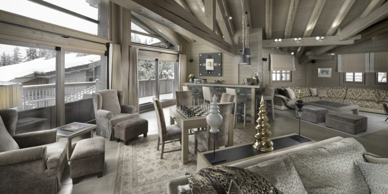 Le K2 Palace Suite-Chalet Abruzzes Courchevel Les 3 Vallees Frankrijk