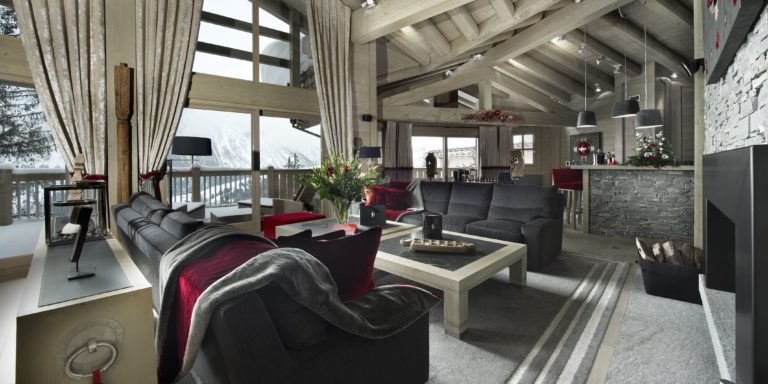Le K2 Palace Suite-Chalet Baltoro Courchevel Les 3 Vallees Frankrijk