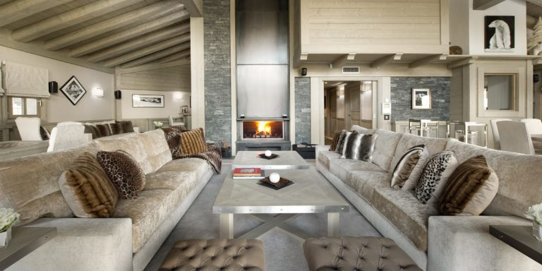 Le K2 Palace Suite-Chalet Karakoram Courchevel Les 3 Vallees Frankrijk
