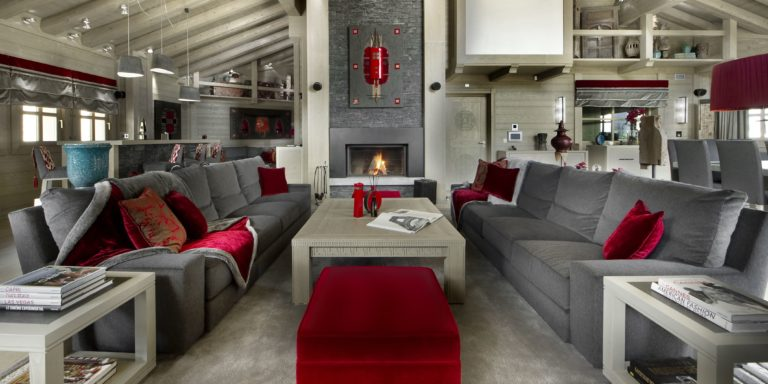 Le K2 Palace Suite-Chalet Muztagh Courchevel Les 3 Vallees Frankrijk
