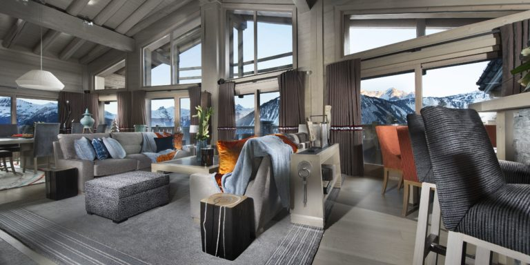Le K2 Palace Suite-Chalet Panmah Courchevel Les 3 Vallees Frankrijk