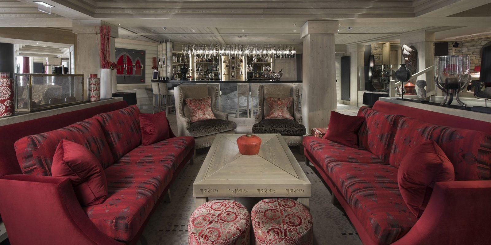 Hotel Le K2 Altitude Courchevel Les 3 Vallees Frankrijk