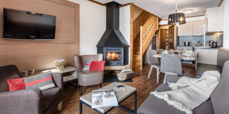Residences Village Montana Val Thorens Val Thorens Les 3 Vallees Frankrijk
