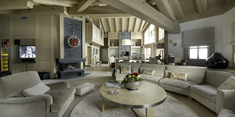 Le K2 Palace Suite-Chalet Hidden Peak Courchevel Les 3 Vallees Frankrijk