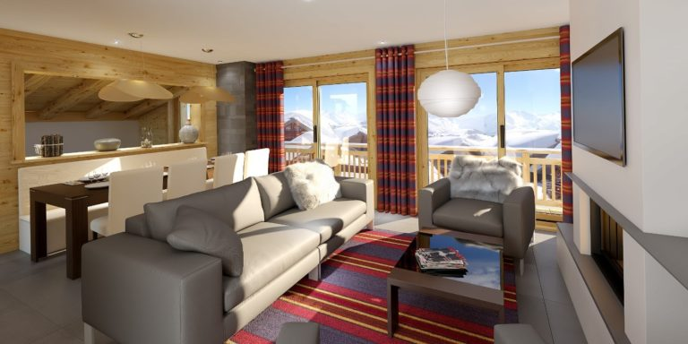Appartement Eden East Alpe d'Huez Alpe d'Huez Grand Domaine Frankrijk