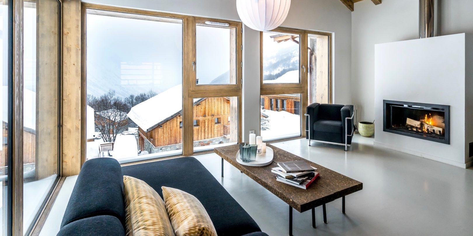Appartement by U no. 4 Saint Martin de Belleville Les 3 Vallees Frankrijk