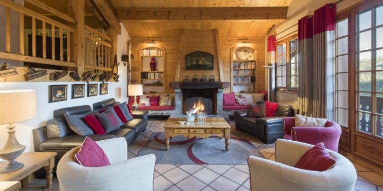 Chalet Founets Amont Couchevel Les 3 Vallees Frankrijk