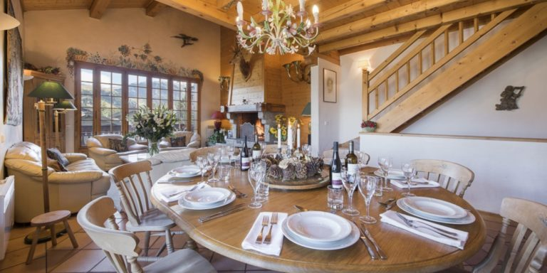 Chalet Founets Aval Couchevel Les 3 Vallees Frankrijk