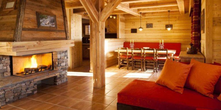 Chalet La Ferme Alpe d'Huez Alpe d'Huez Grand Domaine Frankrijk