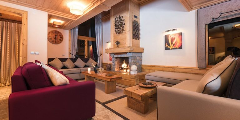 Chalet Taiga Lodge Meribel Les 3 Vallees Frankrijk