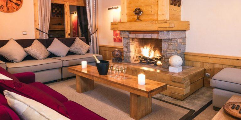 Chalet Taiga Lodge Meribel Les 3 Vallees Frankrijk
