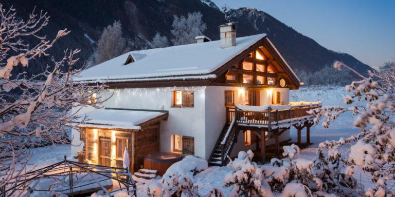 Chalet Tissieres Les Houches Chamonix Mont Blanc Frankrijk