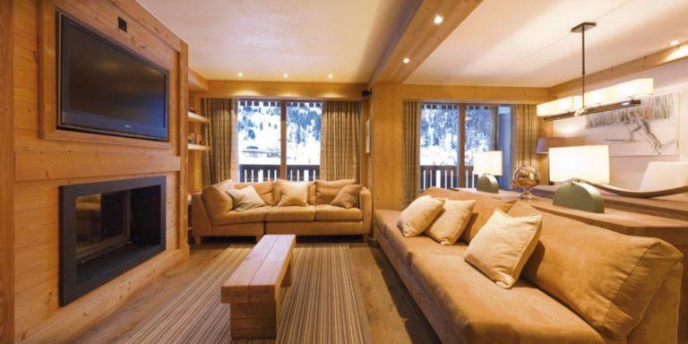Appartement Como Suite Plagne Centre Paradiski Frankrijk