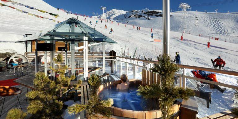Hotel Pashmina Le Refuge Val Thorens Les 3 Vallees Frankrijk