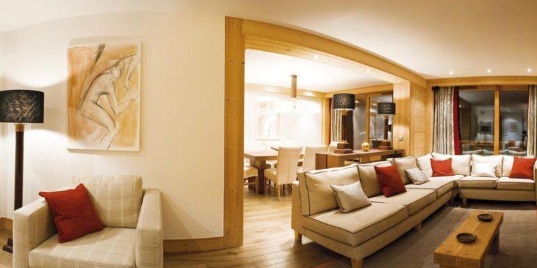 Appartement Leman Suite Plagne Centre Paradiski Frankrijk