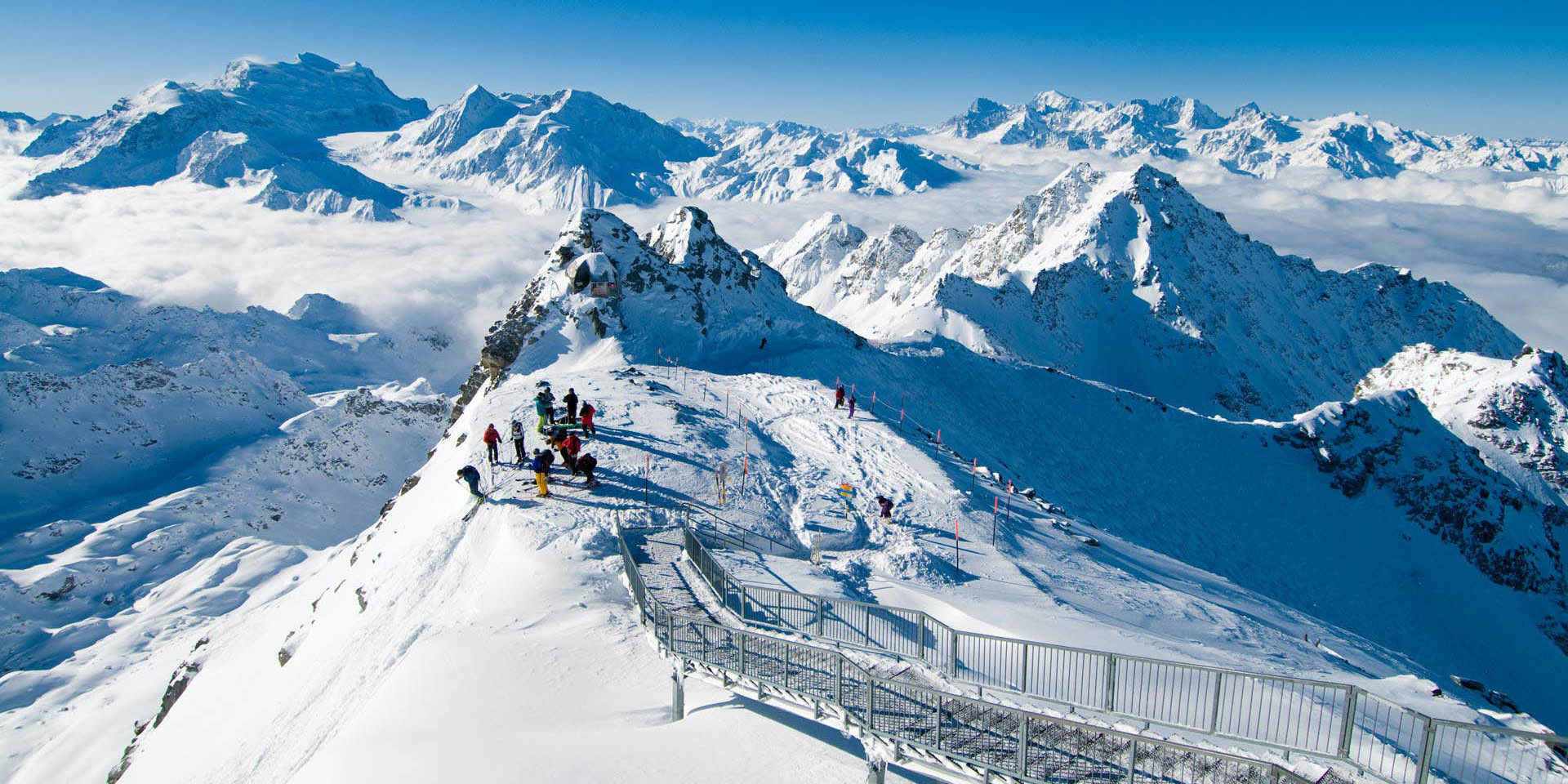 Les 4 Vallees Zwitserland