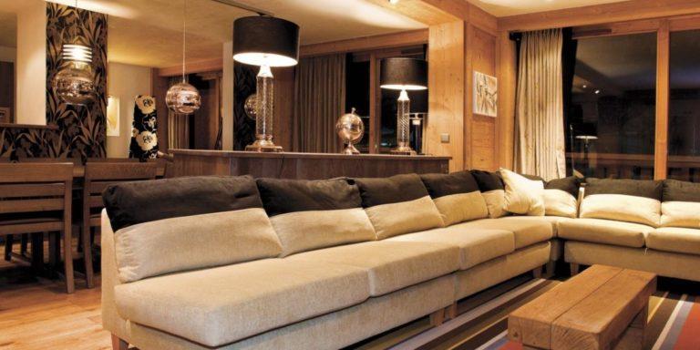 Appartement Lucerne Suite Plagne Centre Paradiski Frankrijk