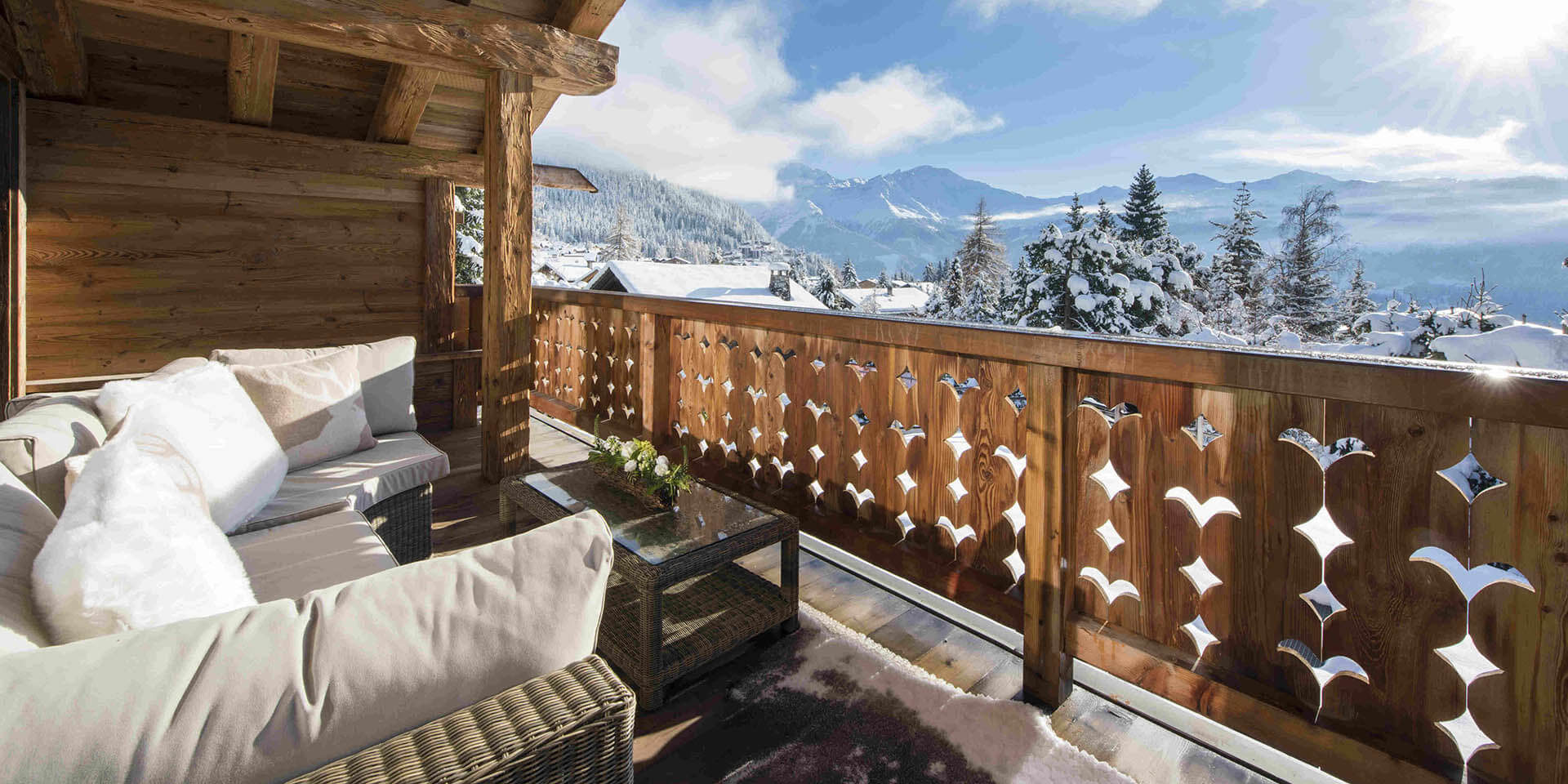 Penthouse Sherwood Verbier Les 4 Vallees Zwitserland