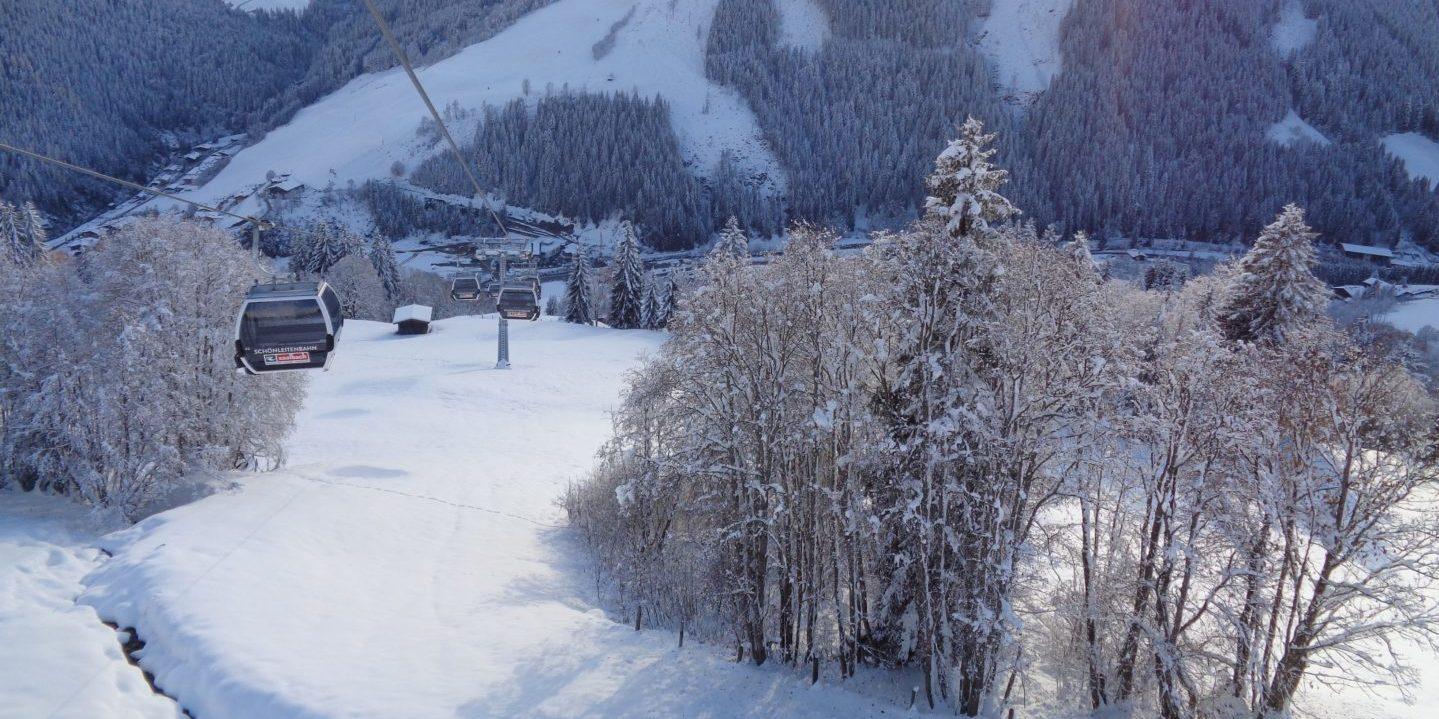 Saalbach Skicircus Saalbach Hinterglemm Oostenrijk wintersport skivakantie luxe