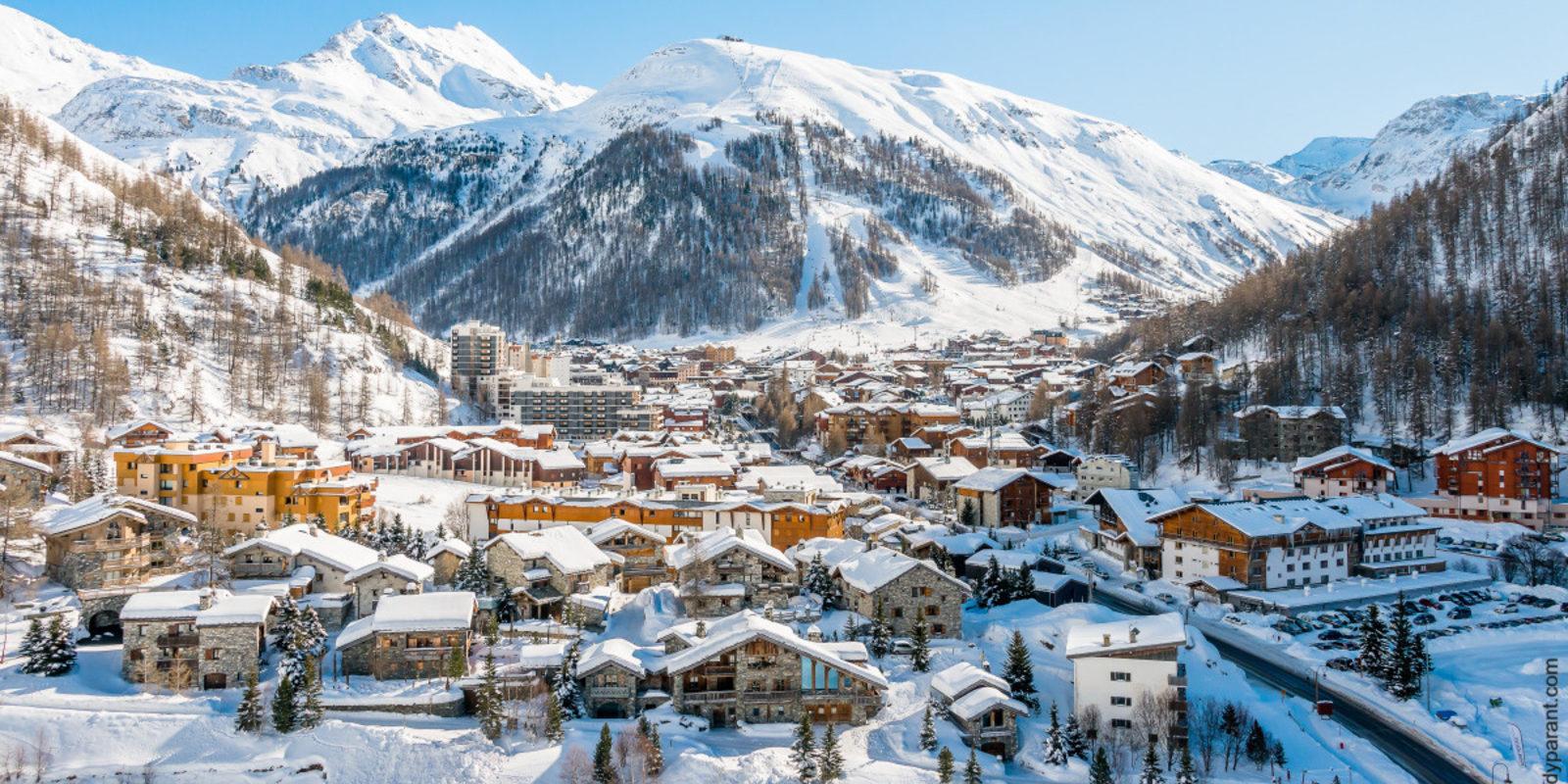 Val d'Isere Tignes-Val d'Isere Frankrijk wintersport skivakantie luxe