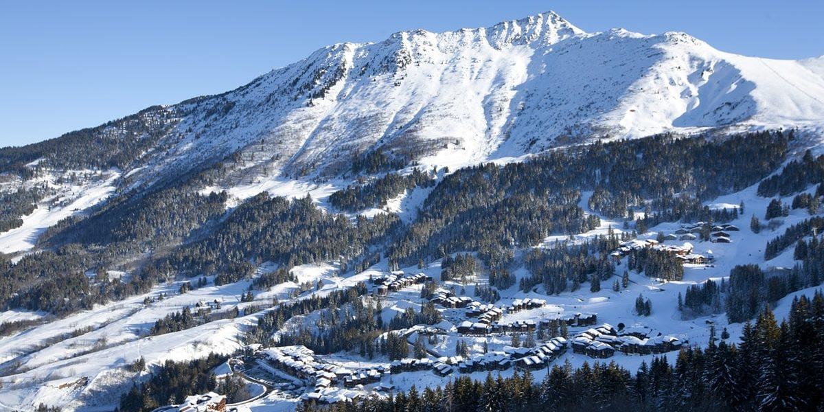 Valmorel Le Grand Domaine Frankrijk wintersport skivakantie luxe