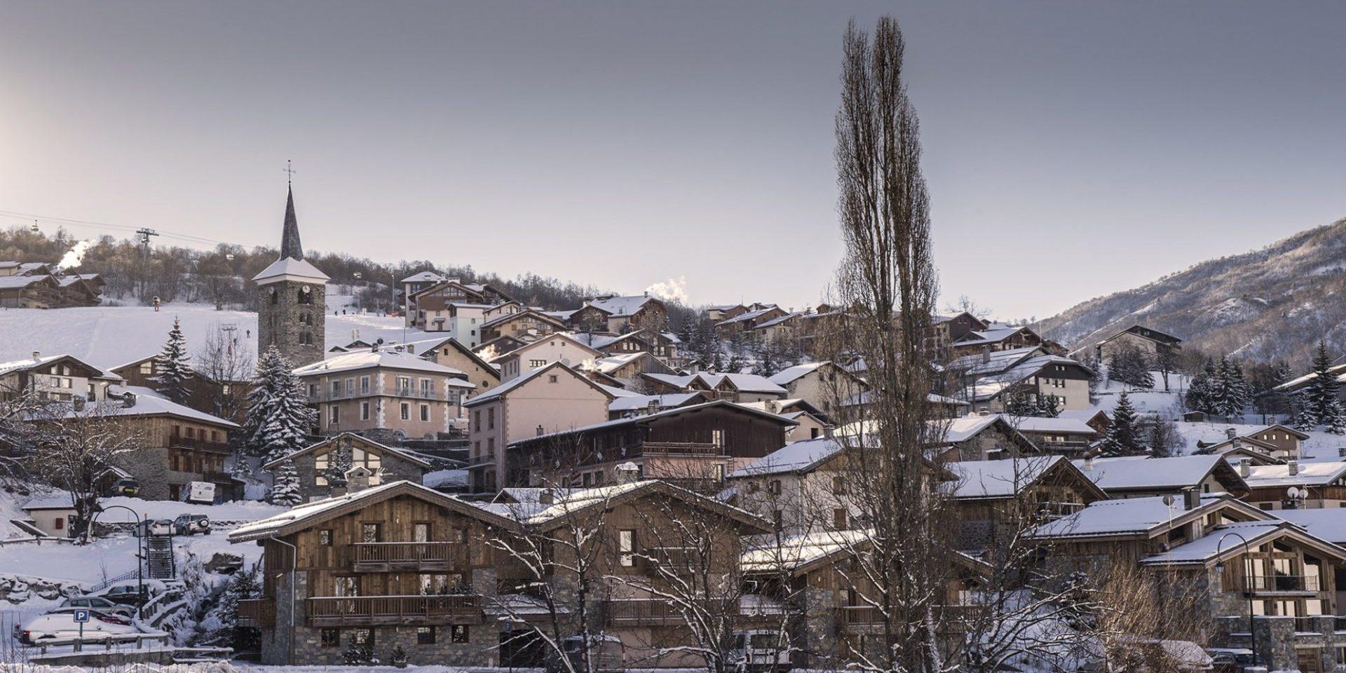 Saint Martin de Belleville Les 3 Vallees Frankrijk