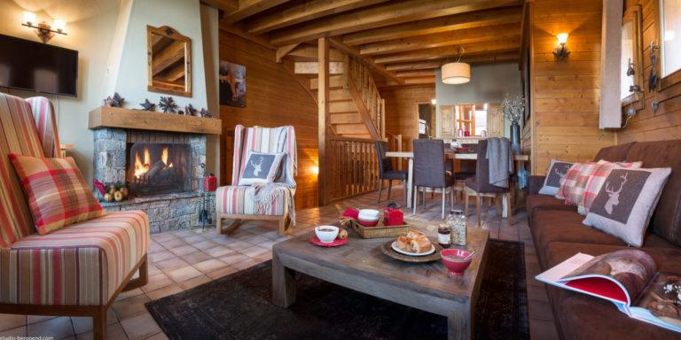 Residence Le Chalet des Cimes Belle Plagne Paradiski Frankrijk