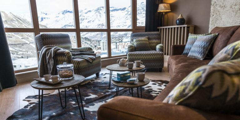 Residence Le Taos Tignes Le Lac Tignes-Val d'Isere Frankrijk