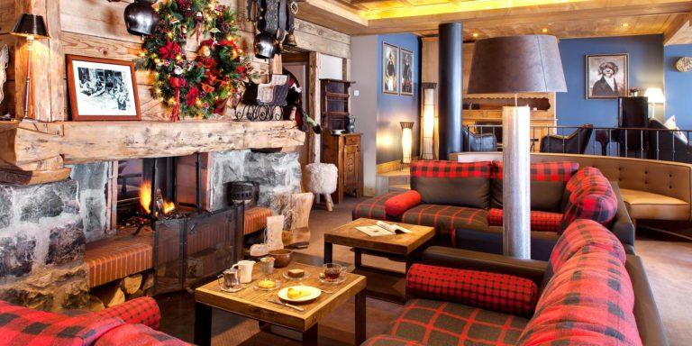 Chalet Hotel La Marmotte Les Gets Les Portes du Soleil Frankrijk