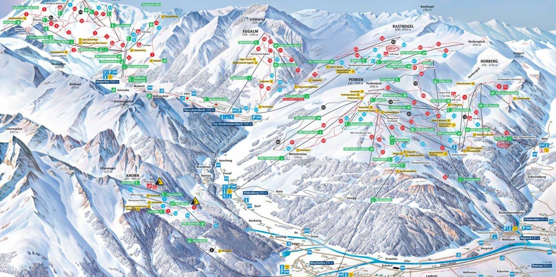 Ski Zillertal 3000 Oostenrijk