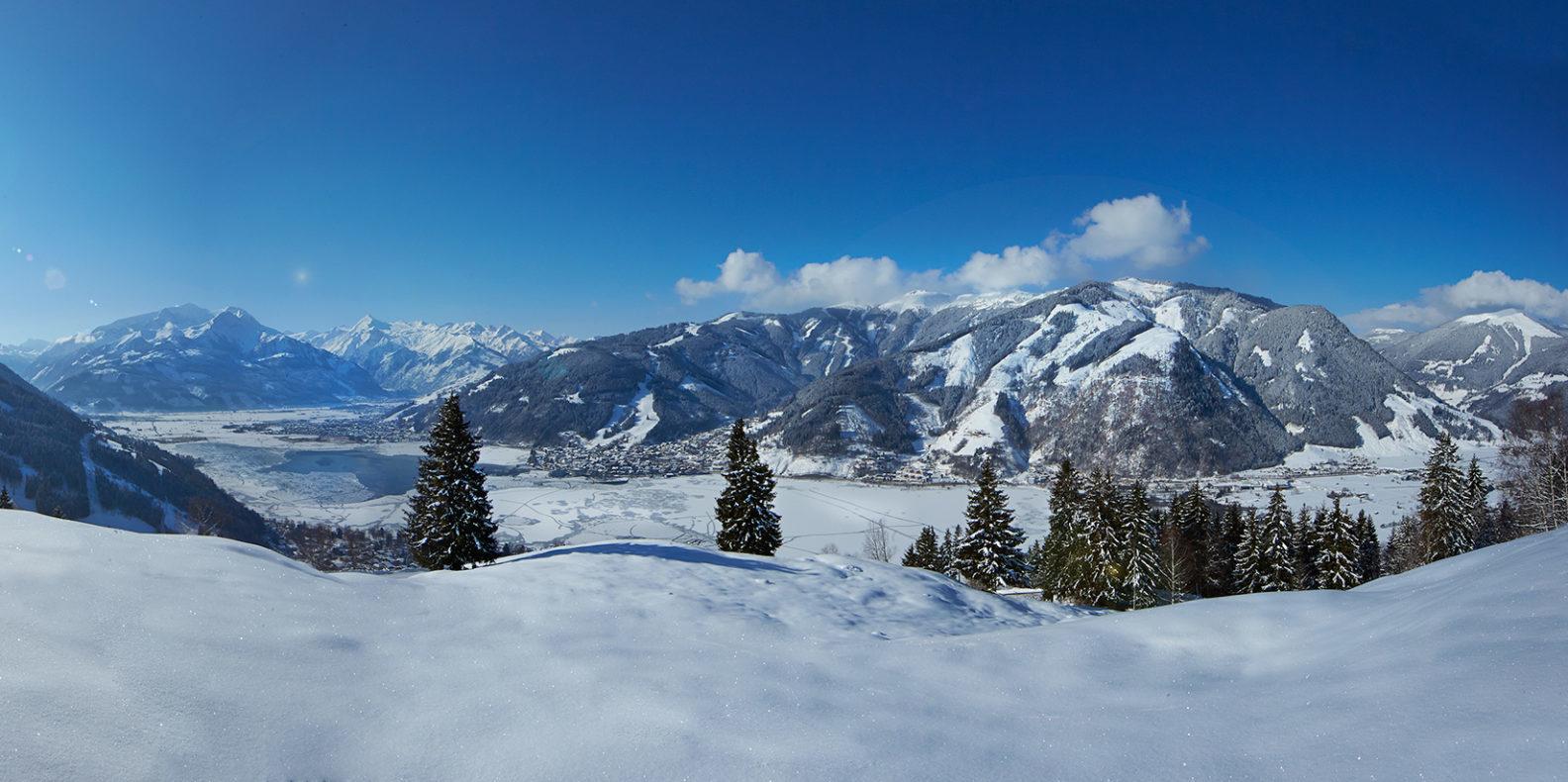 Zell am See-Kaprun Oostenrijk