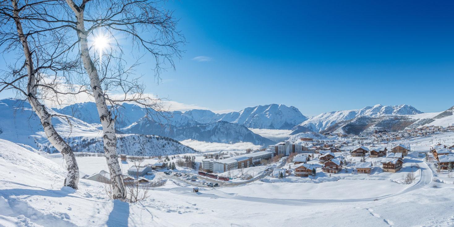 Alpe d'Huez Alpe d'Huez Grand Domaine Frankrijk