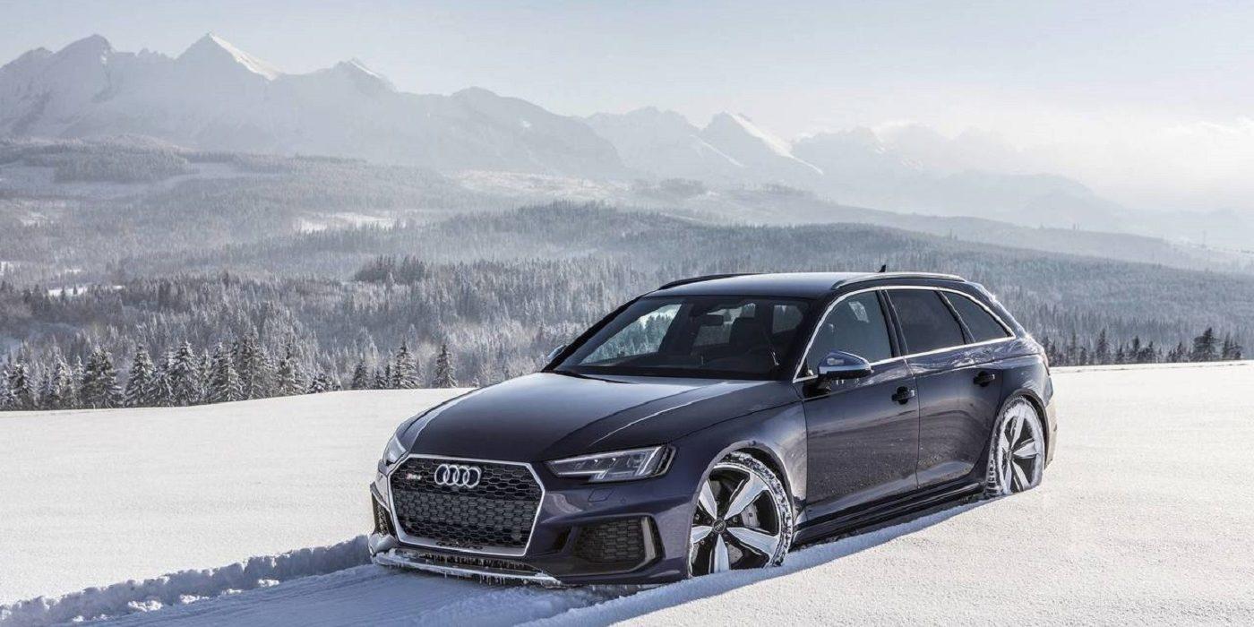 Audi WintersportDeluxe
