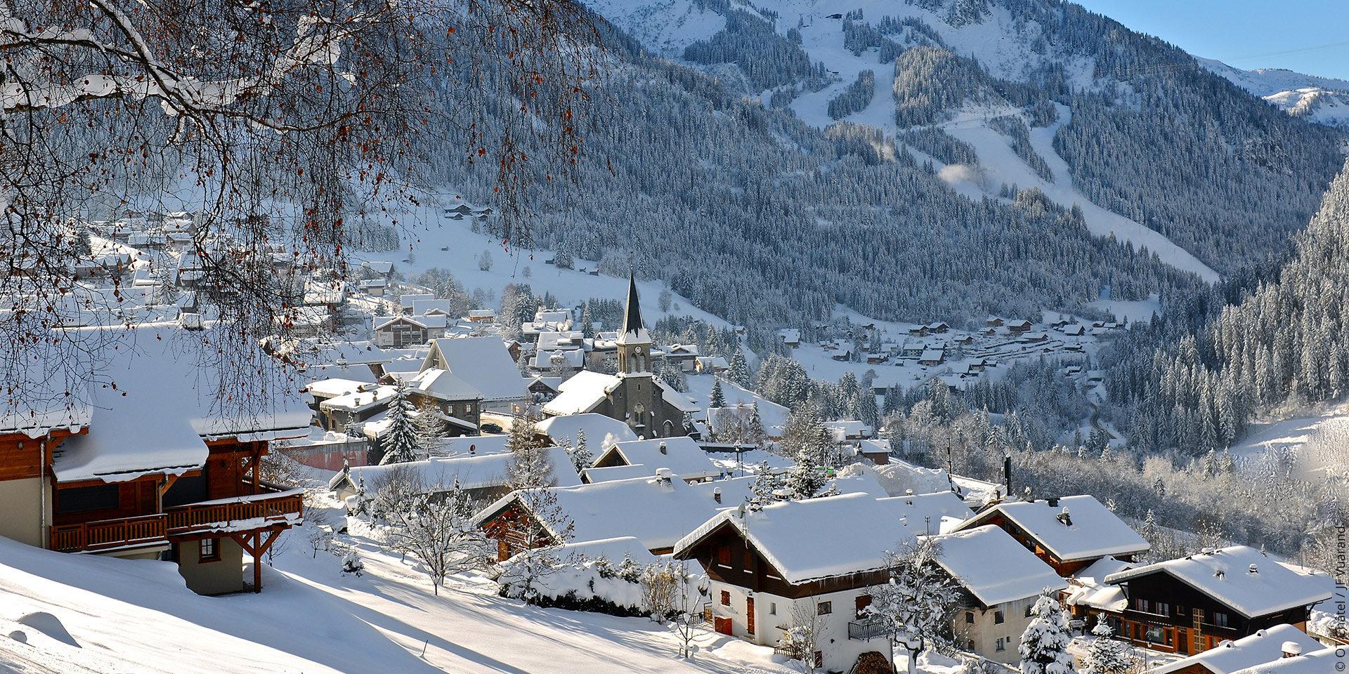 Chatel Les Portes du Soleil Frankrijk WintersportDeluxe photo CGH Résidences & Spas d'Altitude