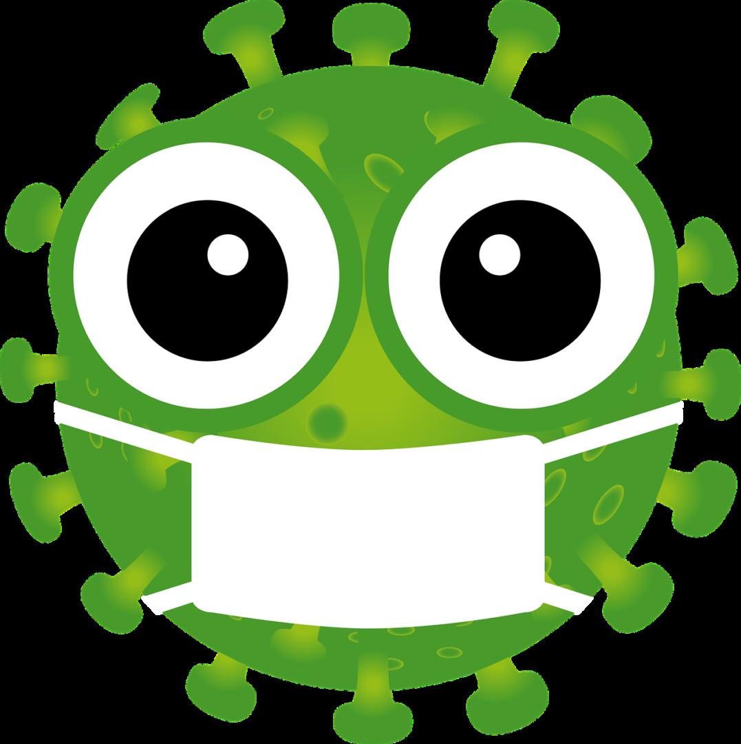 Coronavirus COVID-19 smiley emoji SkiMaquis WintersportDeluxe