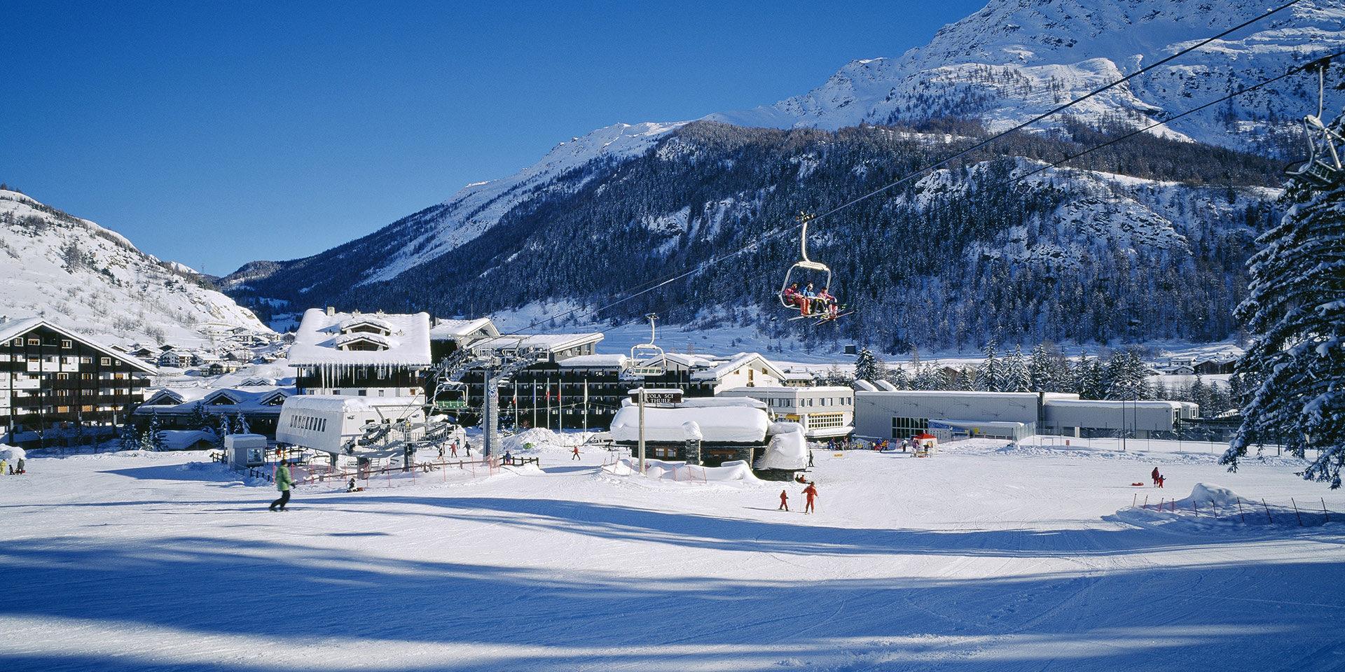 Espace San Bernardo Frankrijk WintersportDeluxe photo CGH Résidences & Spas d'Altitude
