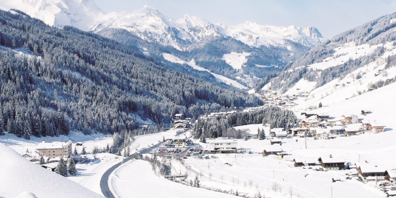 Gerlos Zillertal Arena Oostenrijk