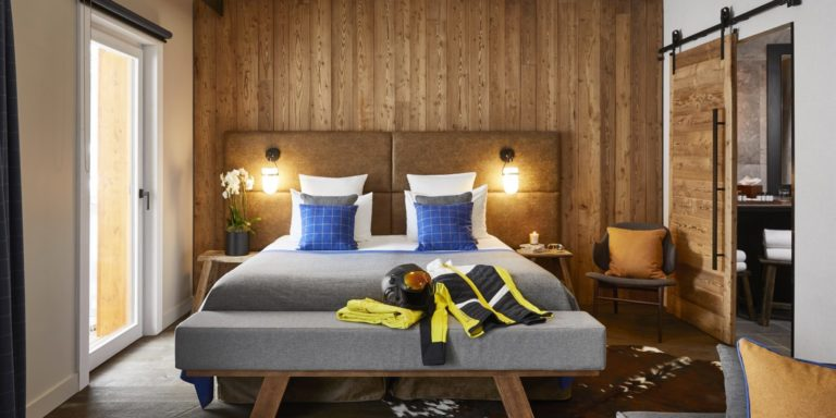 Hotel Ecrin Blanc Courchevel Les 3 Vallees Frankrijk