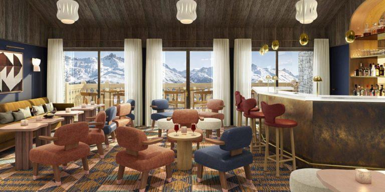 Hotel Le Coucou Meribel Les 3 Vallees Frankrijk