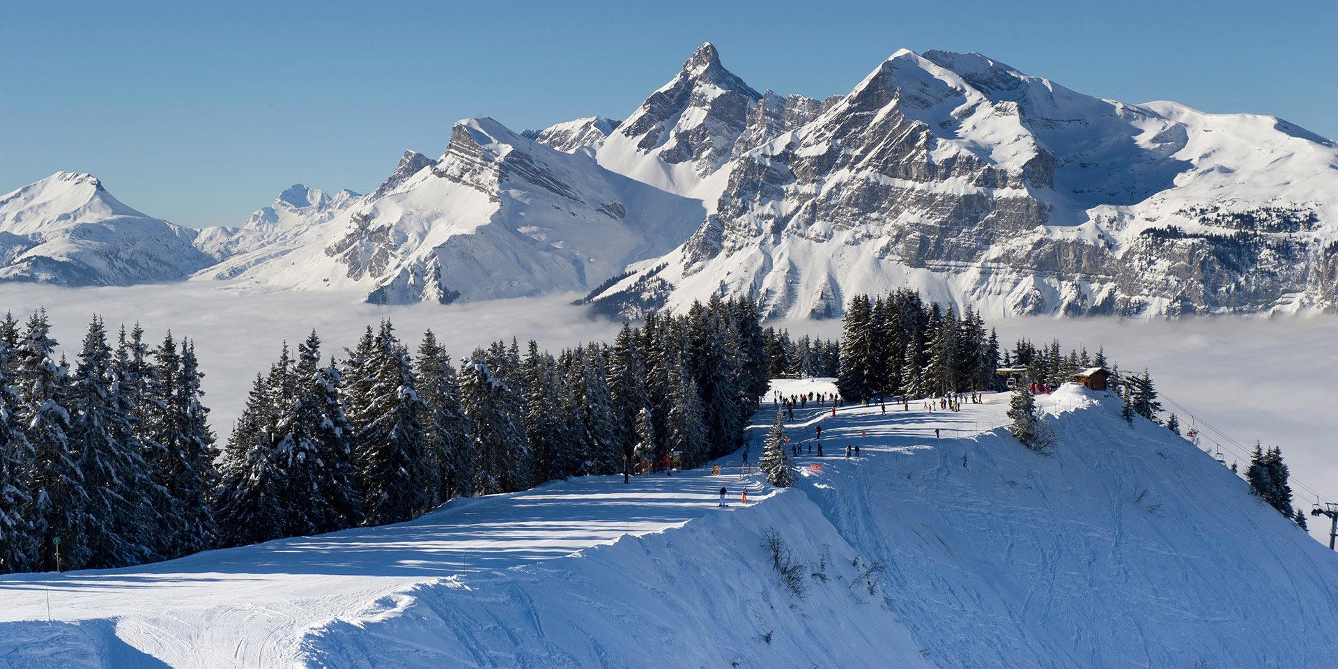 Le Grand Massif Frankrijk WintersportDeluxe photo CGH Résidences & Spas d'Altitude